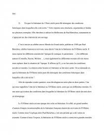 dissertation le héros cornélien résumé