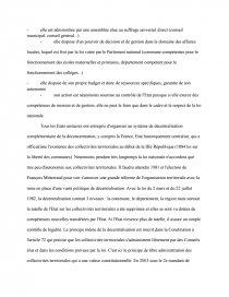 dissertation letat unitaire décentralisé