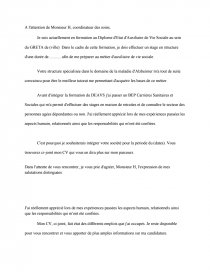 Lettre Motivation Stage En Maison De Retraite Dissertation