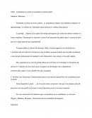 Exemple Lettre De Motivation Stage Assistant(e) Commercial En Alternance (luxe)