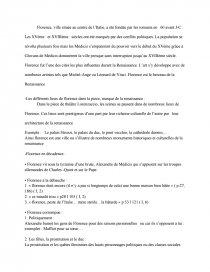 dissertation florence lorenzaccio