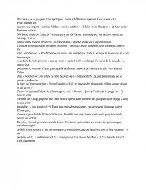 dissertation zadig apologue