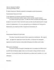 Rapport De Stage 3eme En Ecole Maternelle Recherche De Documents