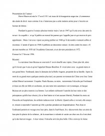 dissertation vipère au poing