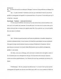 introduction dissertation pourquoi travaillons nous
