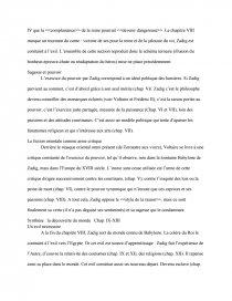 dissertation zadig chapitre 4