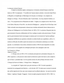 dissertation sur limpérialisme européen en afrique
