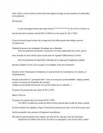 Stage 3eme Ecole Primaire Maternelle Documents Gratuits Amelie29