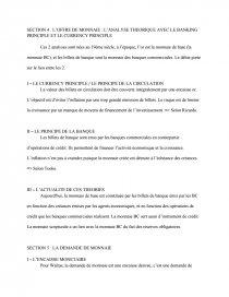 dissertation macroéconomie l1
