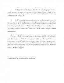Rapport De Stage 3eme Esthetique Compte Rendu Dissertation