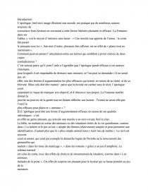 dissertation les fables de la fontaine plaire et instruire