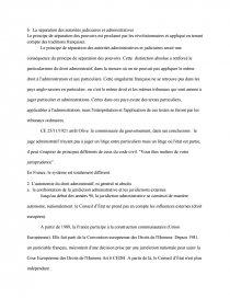 lautonomie du droit administratif senegalais dissertation