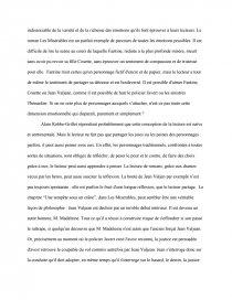 dissertation alain robbe grillet pour un nouveau roman