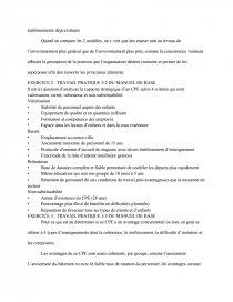 Analyse Strategiquepour Le Milieu Des Centres De La Petite Enfacence Cpe Au Quebec Commentaires Composes Dissertation