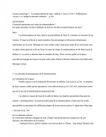 Rhinoceros Ionesco Recherche De Documents Dissertation