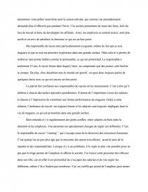 Rapport De Stage Décathlon Mémoires Gratuits Titi11