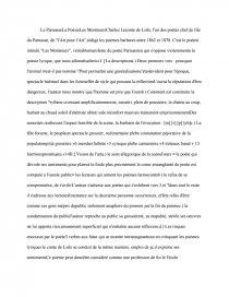 dissertation sur le parnasse et le symbolisme