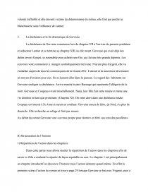 dissertation assommoir zola