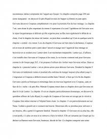 dissertation lassommoir de zola