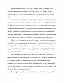 dissertation sur mateo falcone