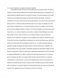 dissertation mode de scrutin et démocratie