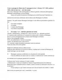 dissertation sur l argumentation