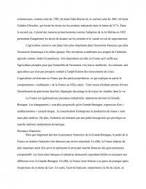 Revolution Industrielle Memoire Assoumou Dissertation Sur La