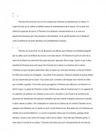 dissertation philosophie la culture dénature-t-elle lhomme