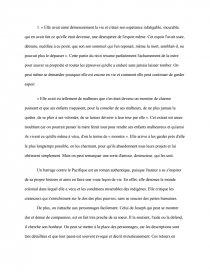 dissertation un barrage contre le pacifique