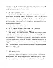 dissertation sur la deforestation en cote divoire