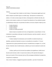 Analyse Situation Infirmier Compte Rendu Mocador