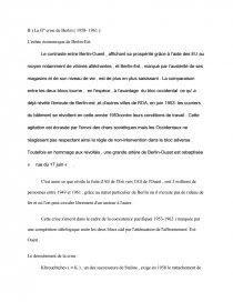 dissertation sur les causes de la coexistence pacifique
