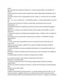 la puissance paternelle dans le code civil de 1804 dissertation