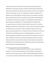 dissertation sur la charte constitutionnelle de 1814