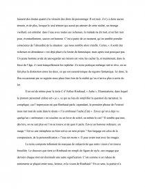 dissertation les ponts arthur rimbaud
