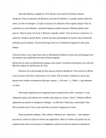 dissertation bérénice 1670