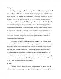 dissertation explicative sur lécume des jours
