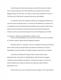 dissertation mixité eps