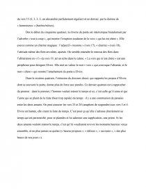 Analyse Linéaire Du Poème Lac De Lamartine Rapports De
