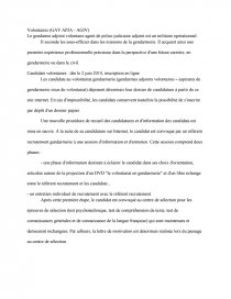 La Gendarmerie Nationale Documents Gratuits Jujustine
