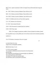 Rapport De Stage En Maison De Retraite Recherche De Documents