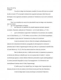 Dissertation dans ecriture apa format references journal articles online