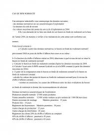 Cas Du Bfr Normatif Dissertation Stefyu89