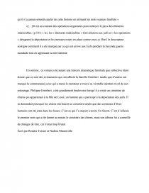 dissertation un secret philippe grimbert