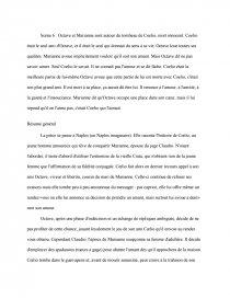 dissertation littéraire caprices de marianne