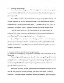 dissertation gratuite de psychopédagogie