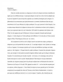 Year-round Le Droit Et La Religion Dissertation will come