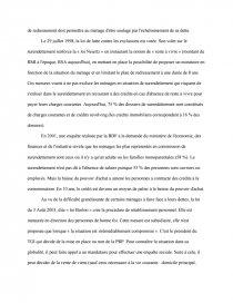dissertation sur le surendettement