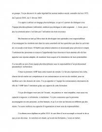 Lettre Motivation Vae Me Note De Recherches Dissertation