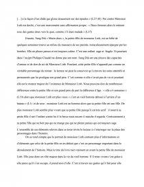 dissertation la petite fille de monsieur linh